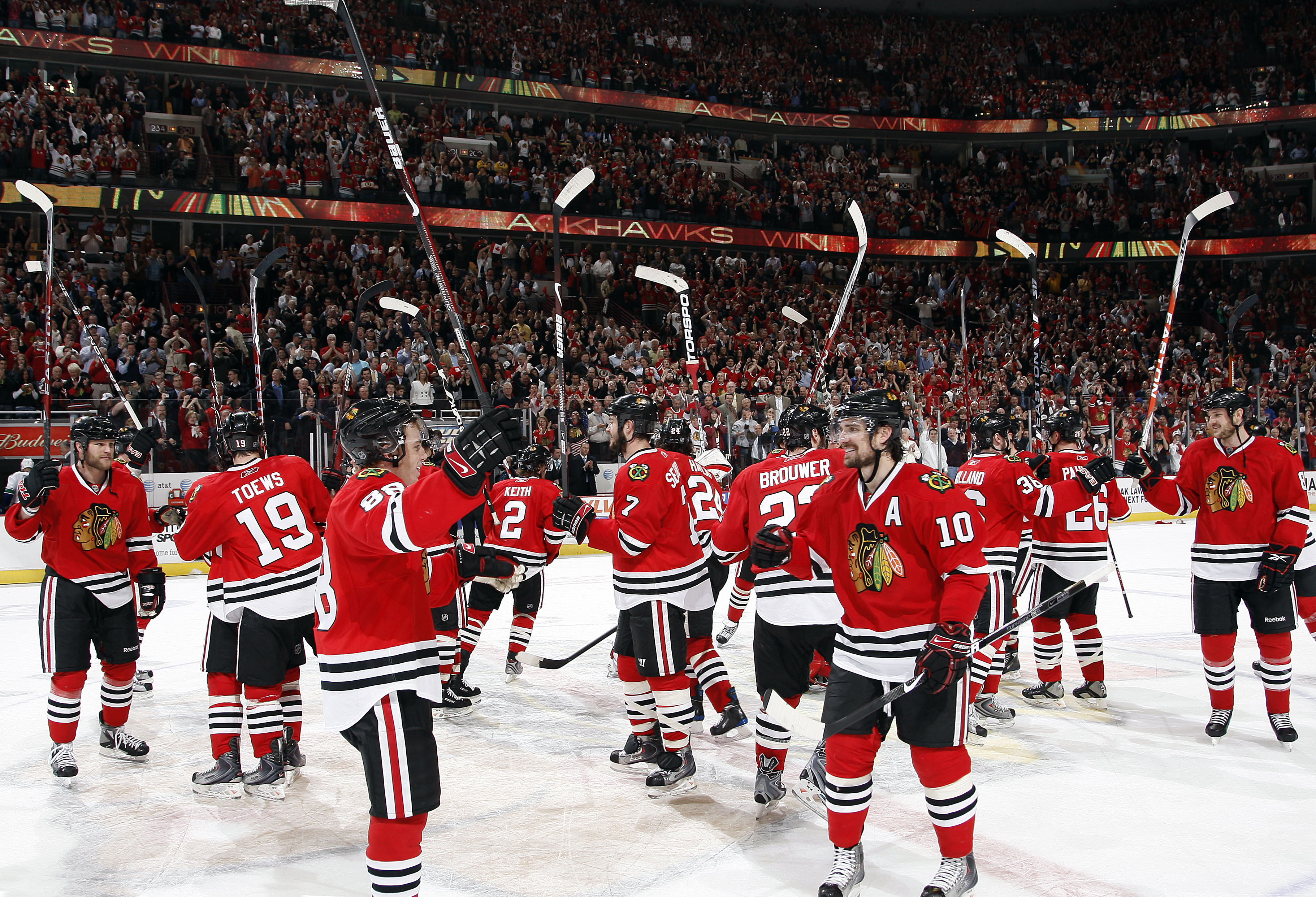 NHL and the Chicago Blackhawks