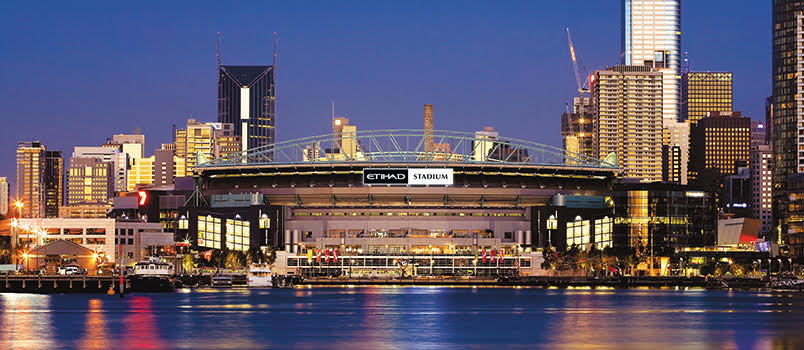 Melbourne and Etihad Stadium