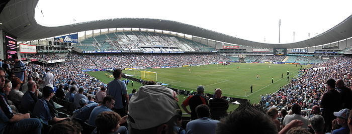 Allianz Stadium and you!