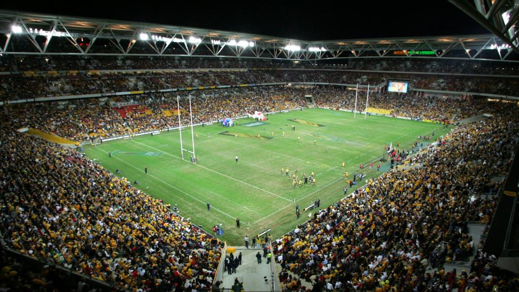 Suncorp Stadium, winter…and you!