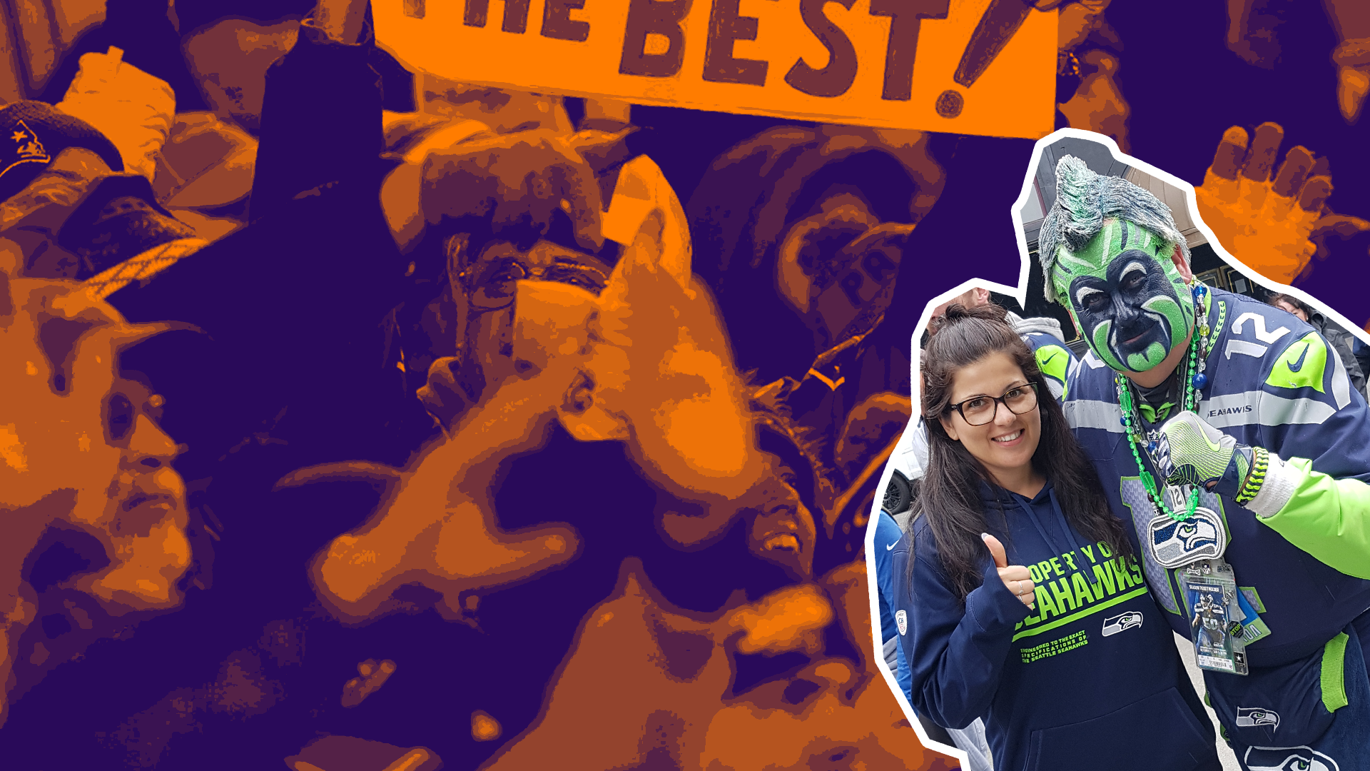 Is CenturyLink Field the best stadium experience in the USA?