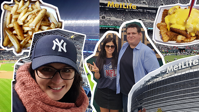 Football or Baseball: Which is the better NYC experience?