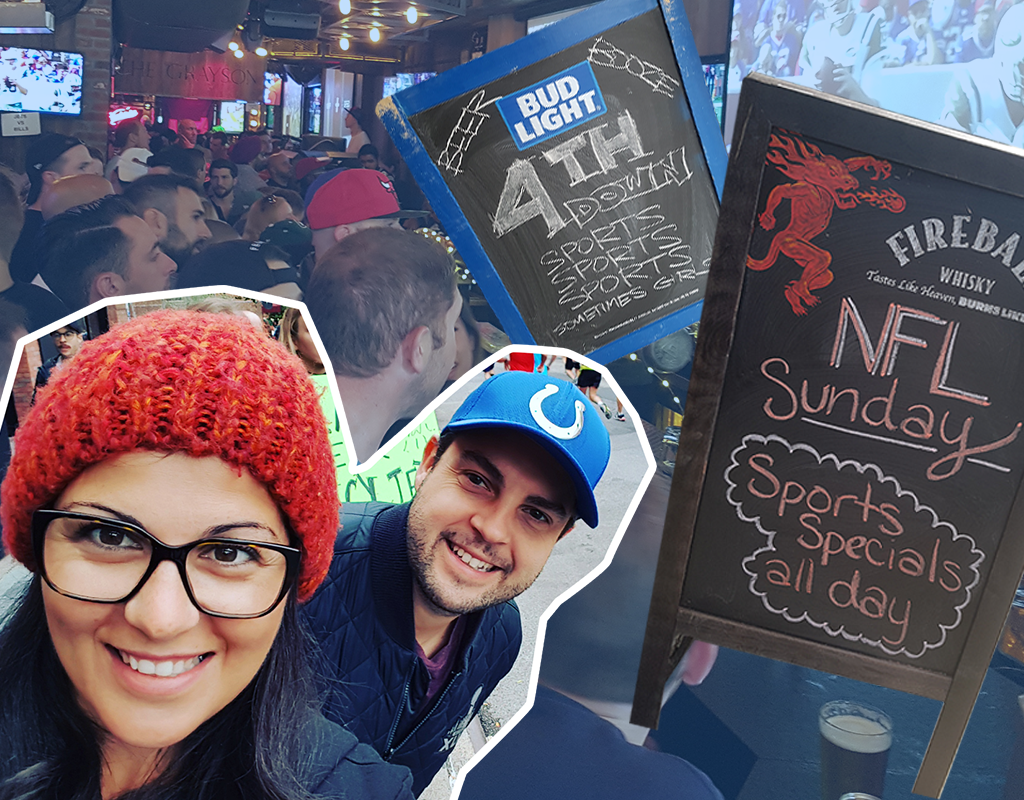 Best NYC Sports Bars for your NFL Sunday
