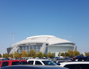 AT&T Stadium in Arlington Texas