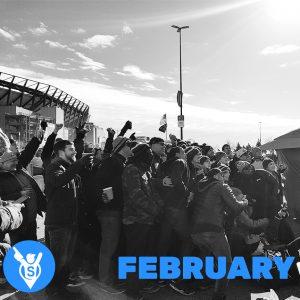 February Sports on in Australia in February 2018