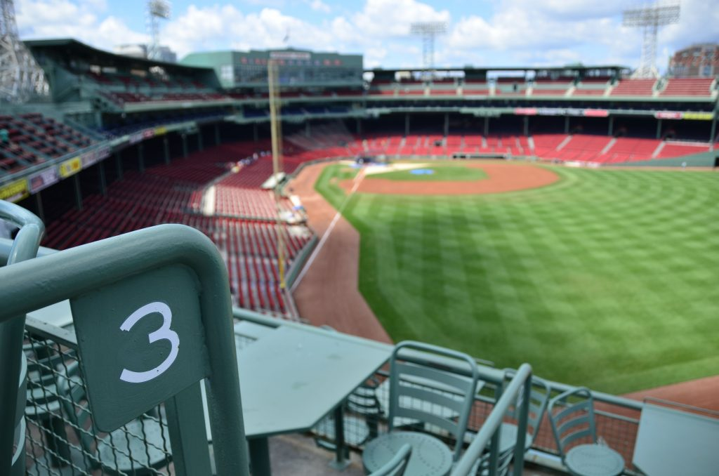 Fenway Park Boston Red Sox